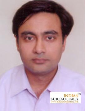 Rajeev Singh Thakur IAS