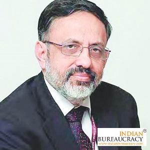 Rajiv Gauba IAS