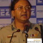 Sanjoy Mukherjee IPS