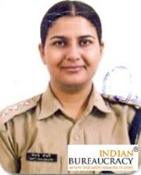 Smiti Chaudhary IPS