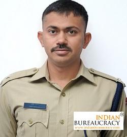 Amit Bardar IPS