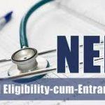 NEET candidates in Kashmir