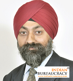 Inderjeet Singh IAS