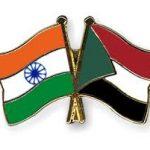 India to Sudan