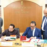 Morocco and India sign MoU