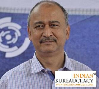 Pradeep Singh Kharola IAS