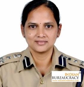 R Malar Vizhi IPS