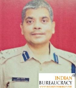 Saurabh Tripathi IPS