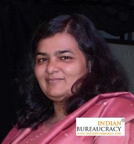 Shalini Prasad IAS