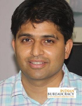 Vijay Kiran Anand IAS