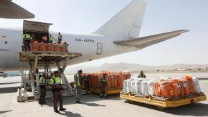 air cargo route
