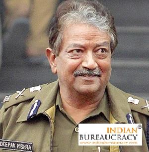 Deepak Mishra IPS