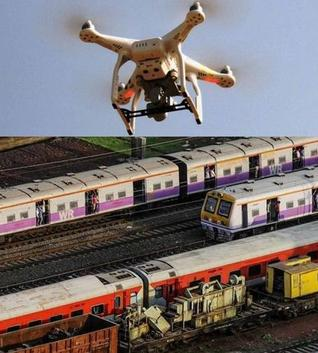 Indian Railways to deploy drones