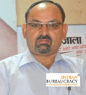 Hans Raj Chauhan IAS