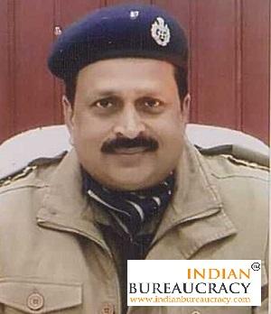 Piyush Srivastava IPS