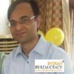 Yadav Manharsinh Laxmanbhai IFS