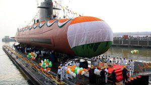 submarine Karanj