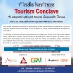 7TH INDIA HERITAGE TOURISM CONCLAVE | An integrated approach towards Sustainable Tourism