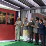 Foundation Stone laid for Integrated office complex of DGCA, BCAS, AERA,