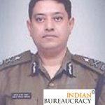 Abhay Kumar Prasad IPS
