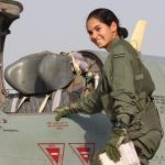Avani Chaturvedi becomes first Indian woman to fly fighter