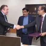 CSL signs MoU