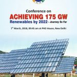 Conference on Achieving 175GW Renewables