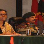 Defence Minister Nirmala Sitharamana