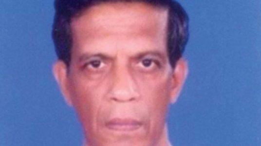 Dr T K Narayanan