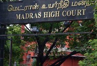 High Court of Madras