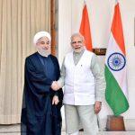 India, Iran ink nine agreement