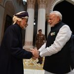 India and Oman sign MoU