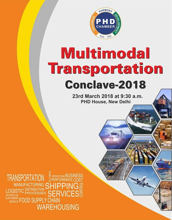 Multimodal Transportation Conclave 2018