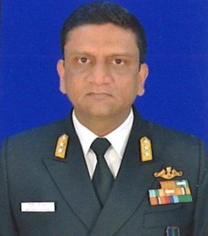 RAdm Shishir C Verma