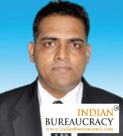 Ravi M Parmar IAS