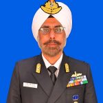 Rear Admiral DS Gujral NM