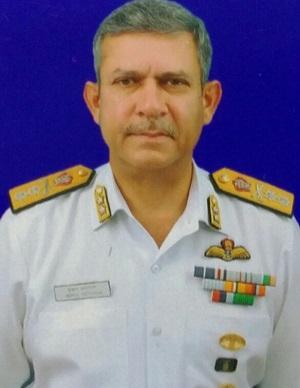 Rear Admiral Mukul Asthana