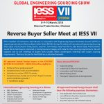 Reverse Buyer Seller Meet at IESS VII