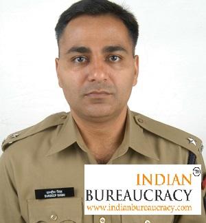 Sandeep Singh IPS