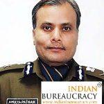Amulya Kumar Patnaik IPS