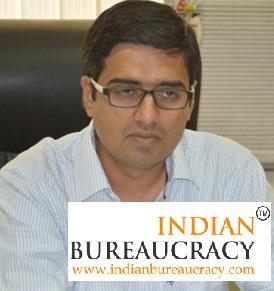 Chander Shekhar Khare IAS
