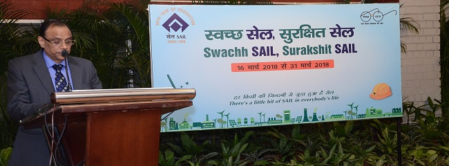 Swachhta Pakhwada observed at SAIL