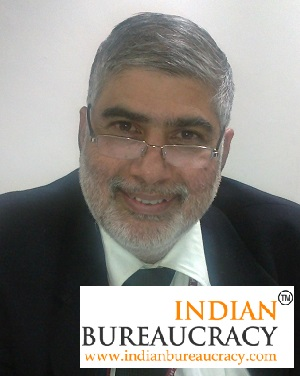 Dharmendra Sharma IAS