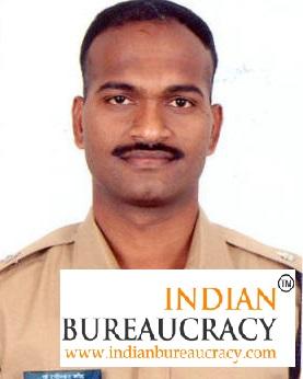 J Ravinder Goud IPS