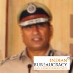 M K Chhabra IPS