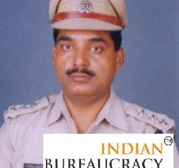 Manoj Kumar Jha IPS