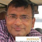 Manoj Kumar Tripathi IFS