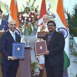 MoU between India and Canada on IPRs