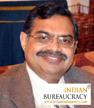 P Raghavendra Rao IAS
