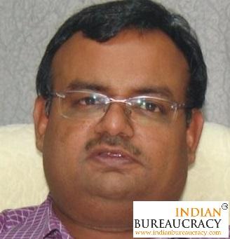 Pankaj Srivastava IFS